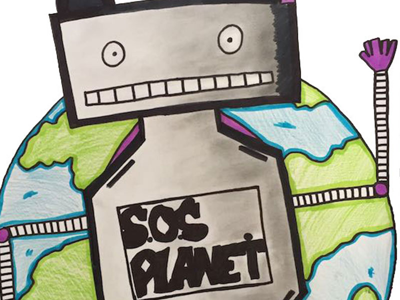 SOS Planet Robotics Project
