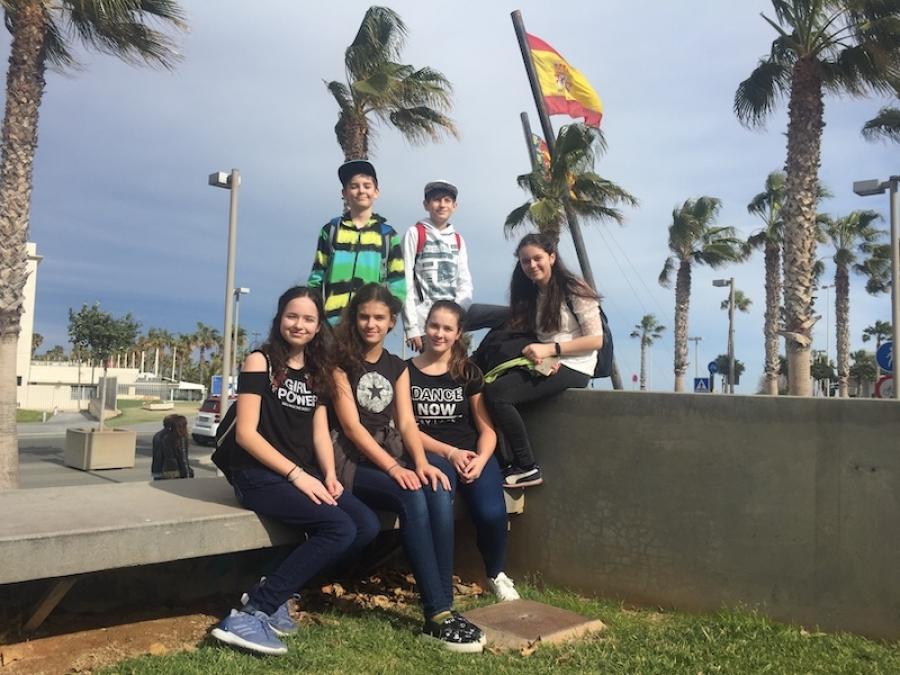 Mobilita Španielsko - Deň 1