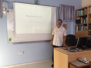 Cyprus: Kurz Managing the fast technological change, for all educators