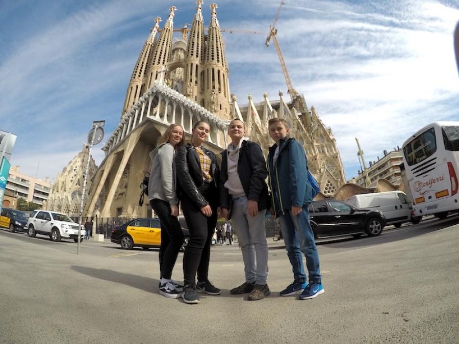 Mobilita Katalánsko- Deň 3