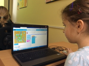 Hour of Code - 1. stupeň